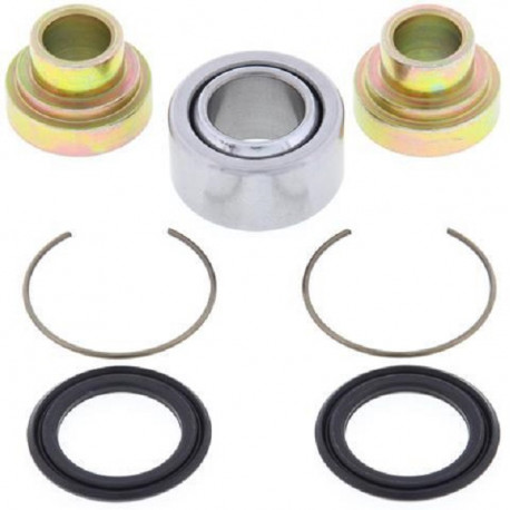 KIT ROULEMENTS AMORTISSEUR SUPERIEUR ALL BALLS WRF 450 03/17