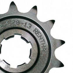 Pignon RENTHAL 13 dents acier standard pas 520 type 253 Honda CRF 450 2002-20