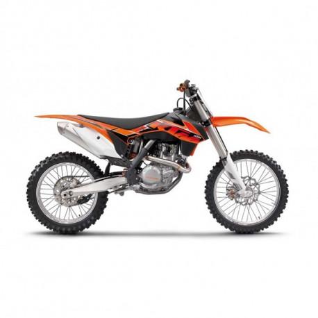 MAQUETTE MOTO CROSS KTM 450 SX-F 2014 1/6° NEWRAY