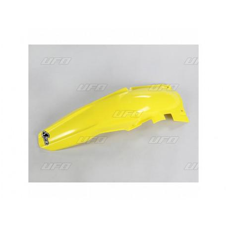 Garde-boue arrière UFO jaune Suzuki RMZ 450 05-07
