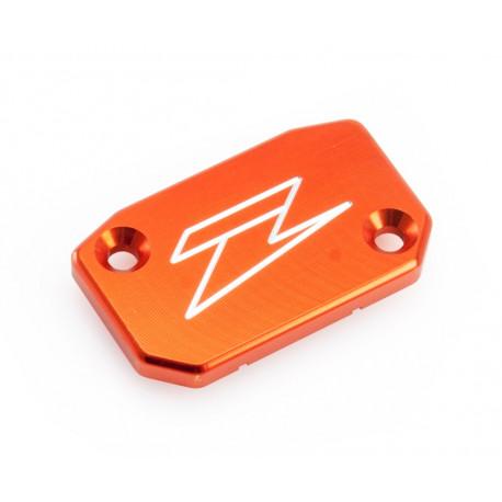 Couvercle de maître cylindre avant orange ZETA KTM 125-250 SX 250-350-450 SXF 2004-17