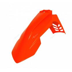 Garde-boue avant RACETECH orange fluo KTM 125-250 SX 350-450-SXF 2016-18