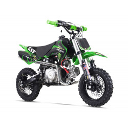 MOTO ENFANT PIT DIRT BIKE GUNSHOT 88 - Edition MONSTER - 2018