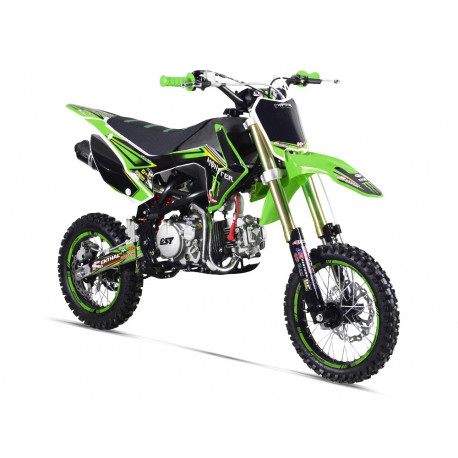 MOTO DIRT PIT BIKE GUNSHOT 150 FX - Edition MONSTER 2018