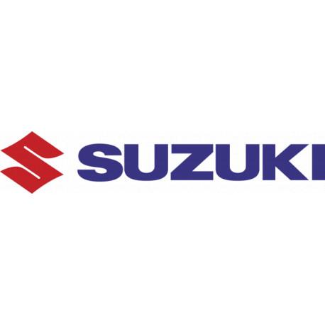 AUTOCOLLANT STICKERS SUZUKI 16X3cm