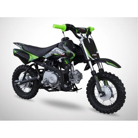 Moto enfant PROBIKE 50 - Rouge ou Vert - 2019