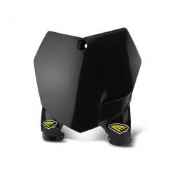 Plaque numéro frontale stadium noir KTM SX SXF 125 250 350 450 2013/15