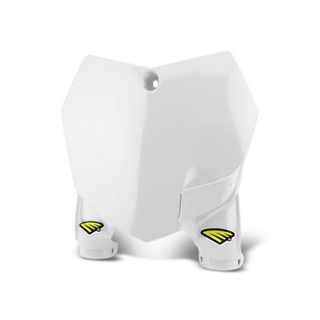 Plaque numéro frontale stadium blanc KTM SX SXF 125 250 350 450 2013/15
