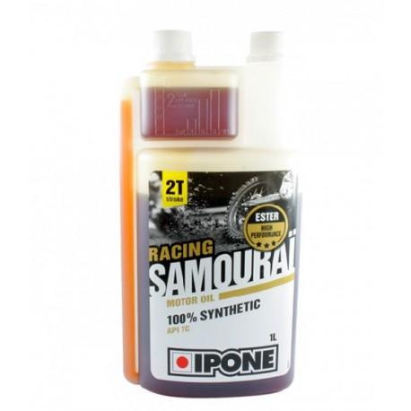 HUILE MOTEUR 2 TEMPS IPONE SAMOURAI - 1Litre