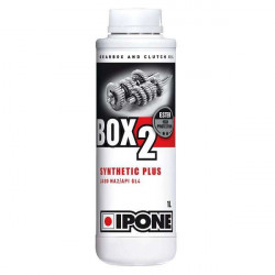 HUILE BOITE IPONE BOX 2 SYNTHESIS PLUS 2 TEMPS 1L