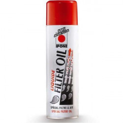 HUILE FILTRE A AIR IPONE FILTER OIL 500ML MOTO