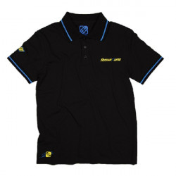 POLO HOMME FREEGUN BY SHOT NOIR