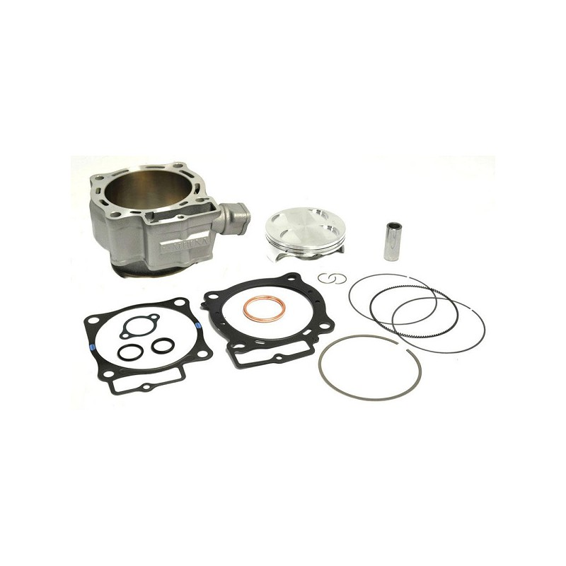 kit 490cc cylindre piston athena pour crf 450 r 09 15 mx. Black Bedroom Furniture Sets. Home Design Ideas