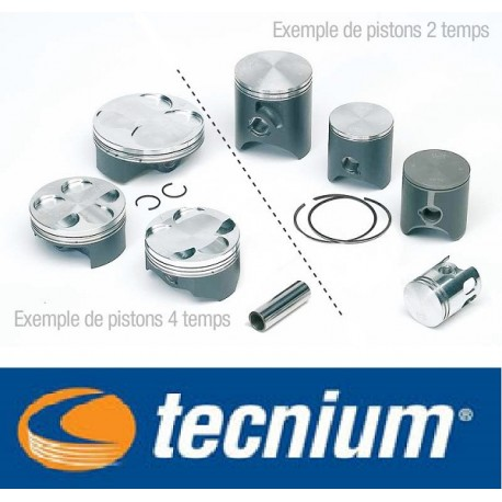 KIT PISTON COMPLET TECNIUM CRF 250 04/07