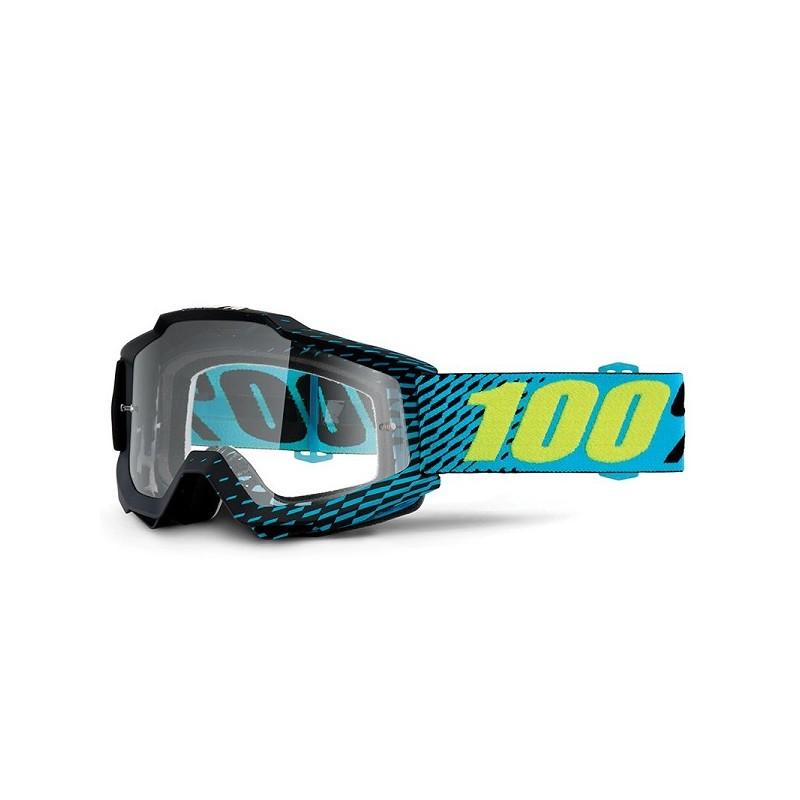 lunettes masque cross 100 accuri r core ecran clair mx. Black Bedroom Furniture Sets. Home Design Ideas