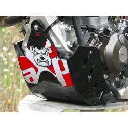 SABOT GP PROTECTION MOTEUR AXP YZF 250 06/09 NOIR
