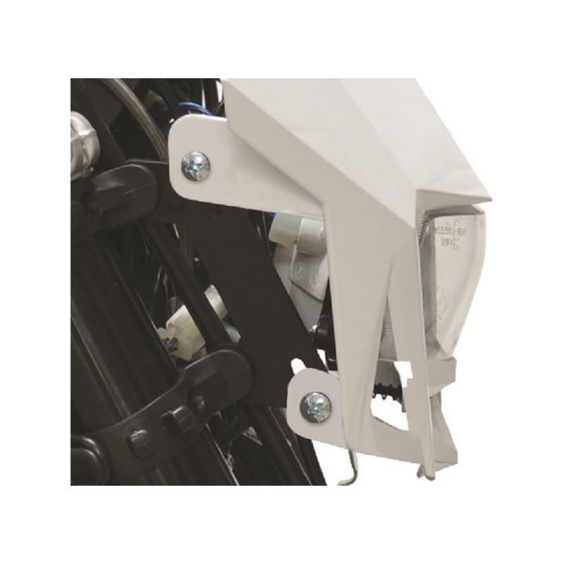 plaque phares lmx halogen h4 polisport 12v 35w homologuee. Black Bedroom Furniture Sets. Home Design Ideas