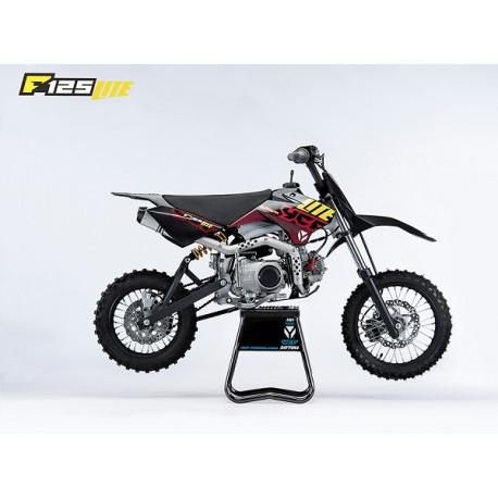 MOTO PIT DIRT BIKE YCF 125 LITE 2018